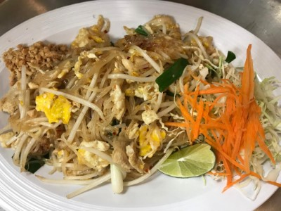 Pad Thai (Lunch-Thursday Special $5.99) Image