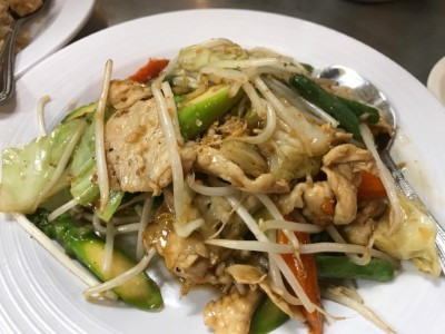 Garden Delight Stirfry (Catering)