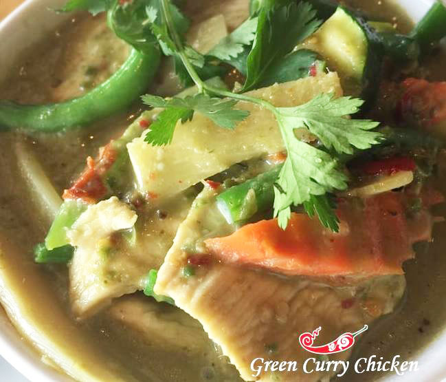 C2.Green Curry Image