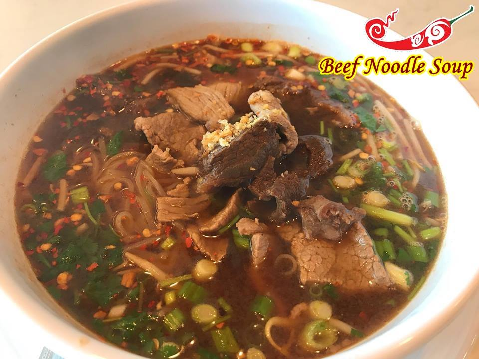 Beef Noodle Soup Image