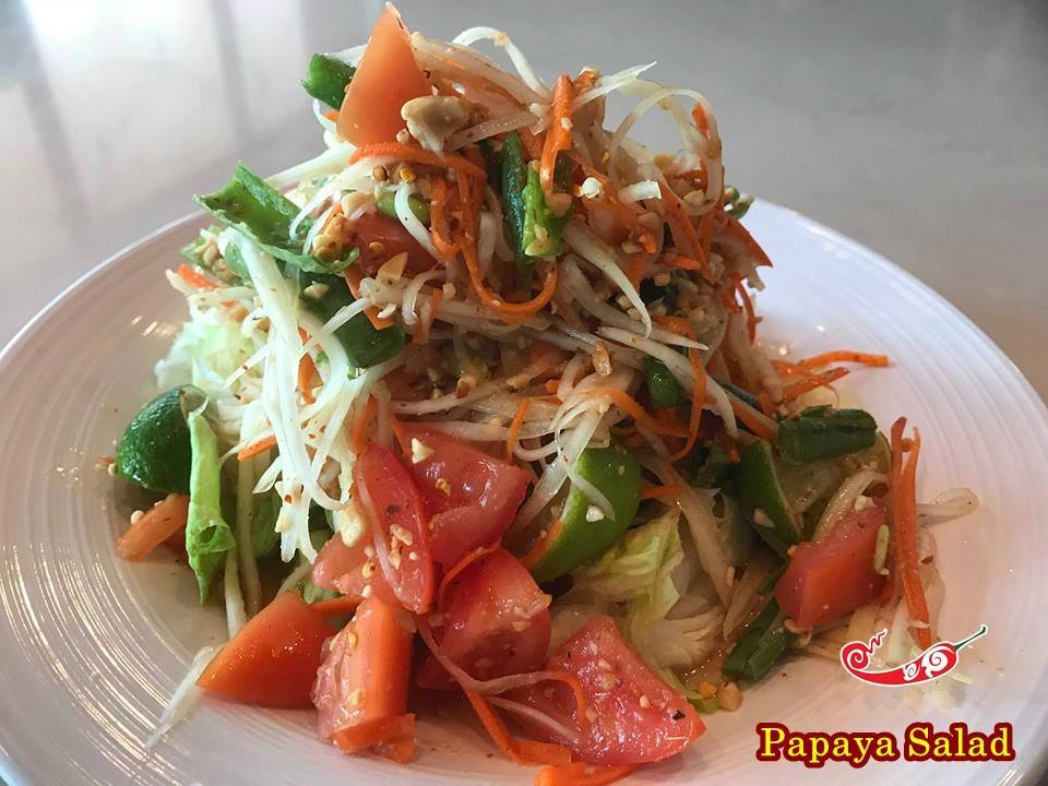 Papaya Salad (Catering) Image