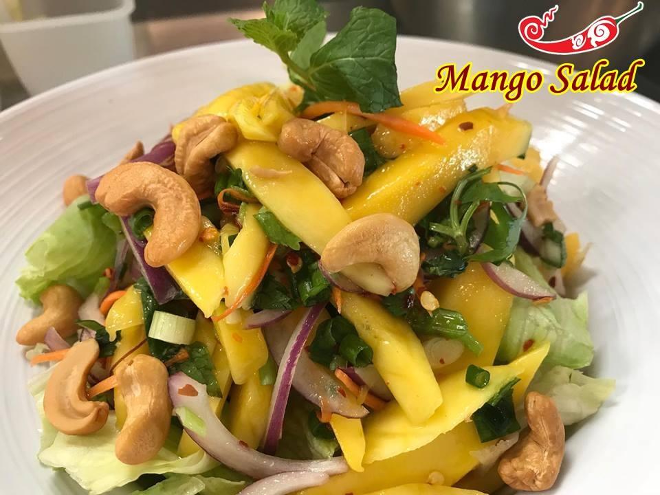 Mango Salad Image