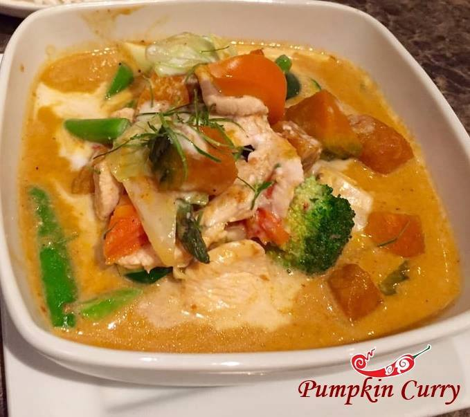 Pumpkin Curry Image