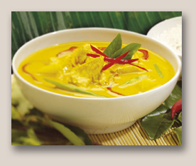Yellow Curry (Lunch)