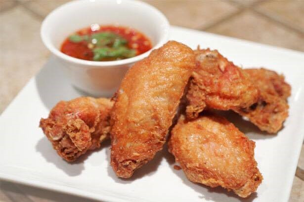 Chicken Wings (8 pcs)