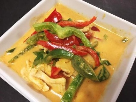 Panang Curry (Lunch)