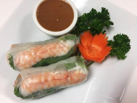 Summer Rolls ( 2 pcs) Image