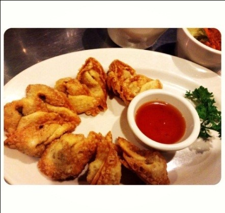 Fried Wonton (10 pcs)