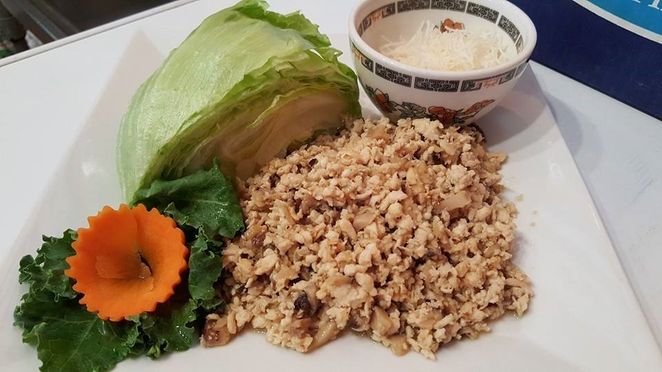Thai Time Chicken Wrap Image