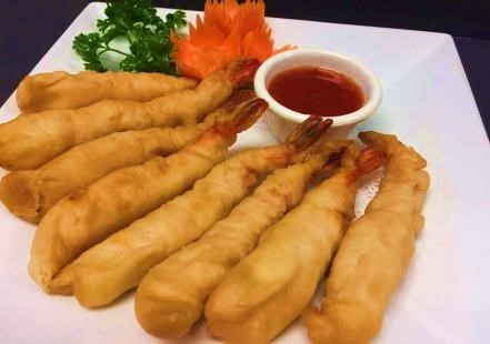 Shrimp Fingers (8 pcs) Image