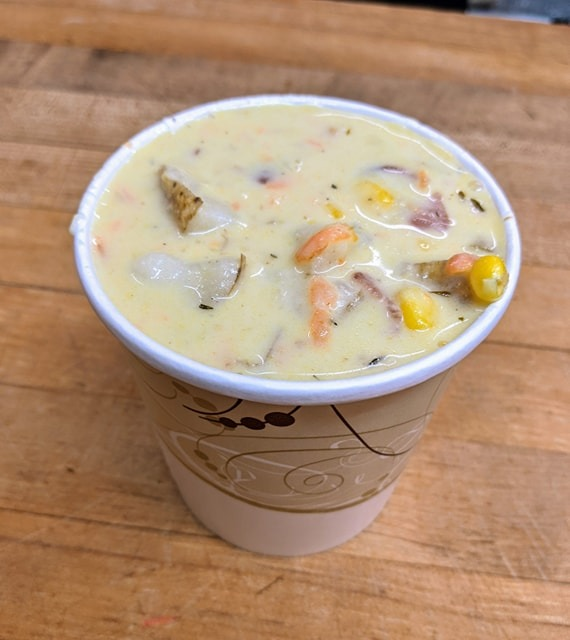 Soup of the Day (CALL OR CHECK FB FOR SPECIAL) Image