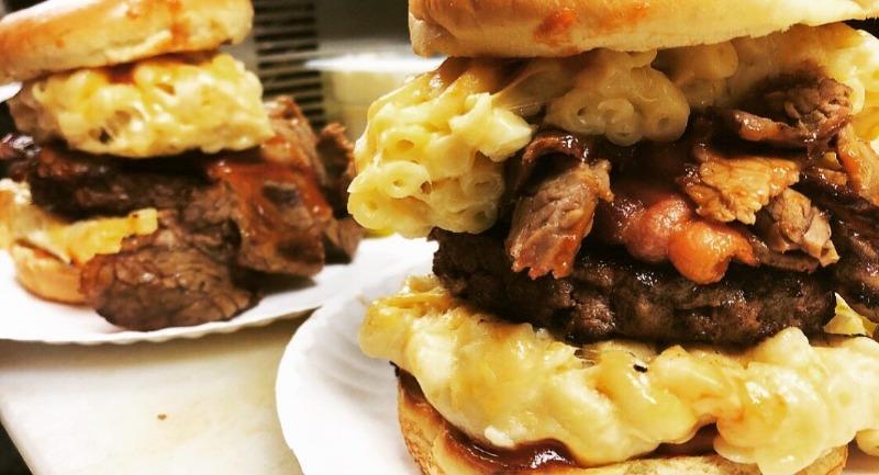 The Fat Machenry Burger Image