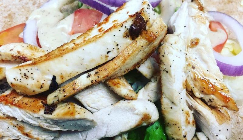 Grilled Chicken Breast Sandwich Image