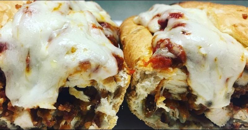 Chicken Parmigiana Sub Image