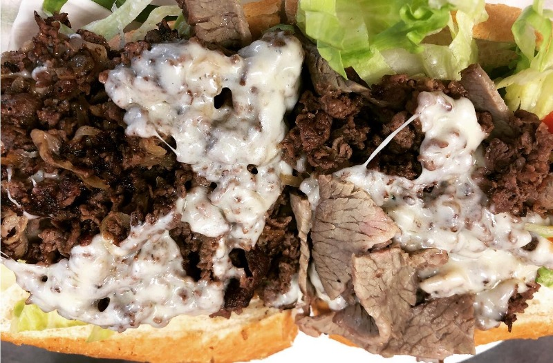 Steak and Cheese Sub Image