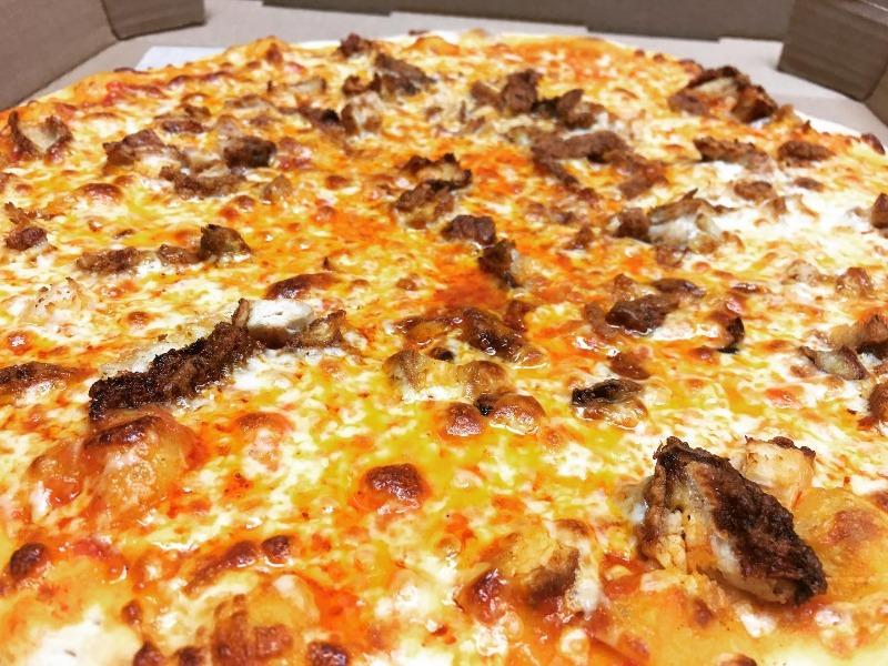 Buffalo Chicken Pizza Image