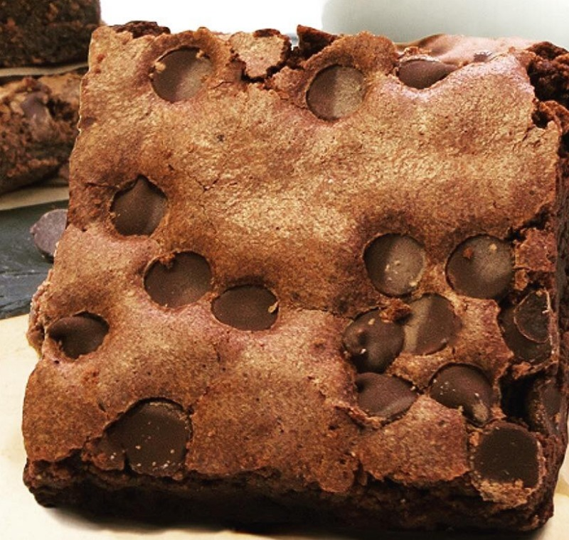 Chocolate Chip Brownies Image