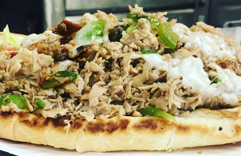 Chicken Steak and Cheese Sub Image