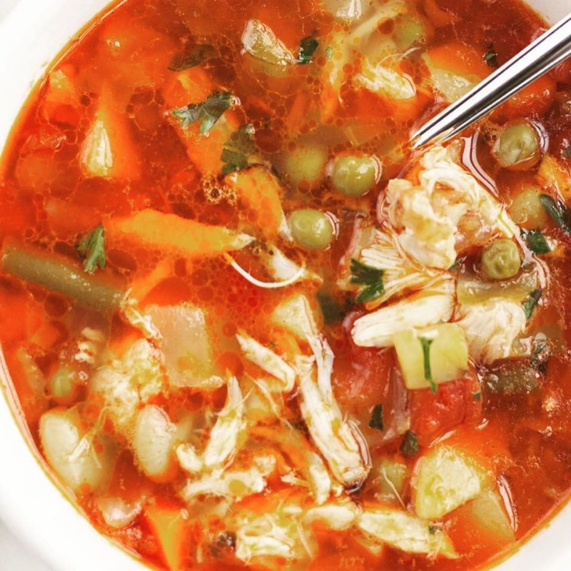 Maryland Crab Soup Image