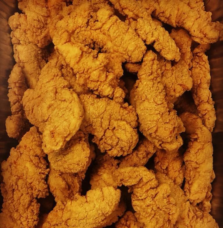 Kid's Chicken Tenders Image