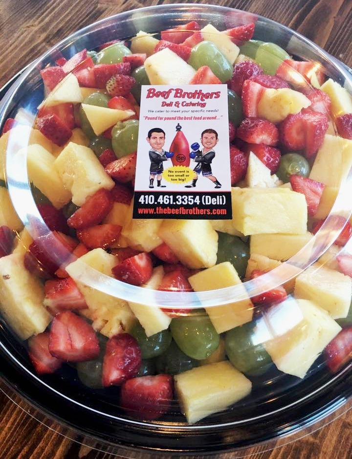 Fresh Fruit Platter/Bowl