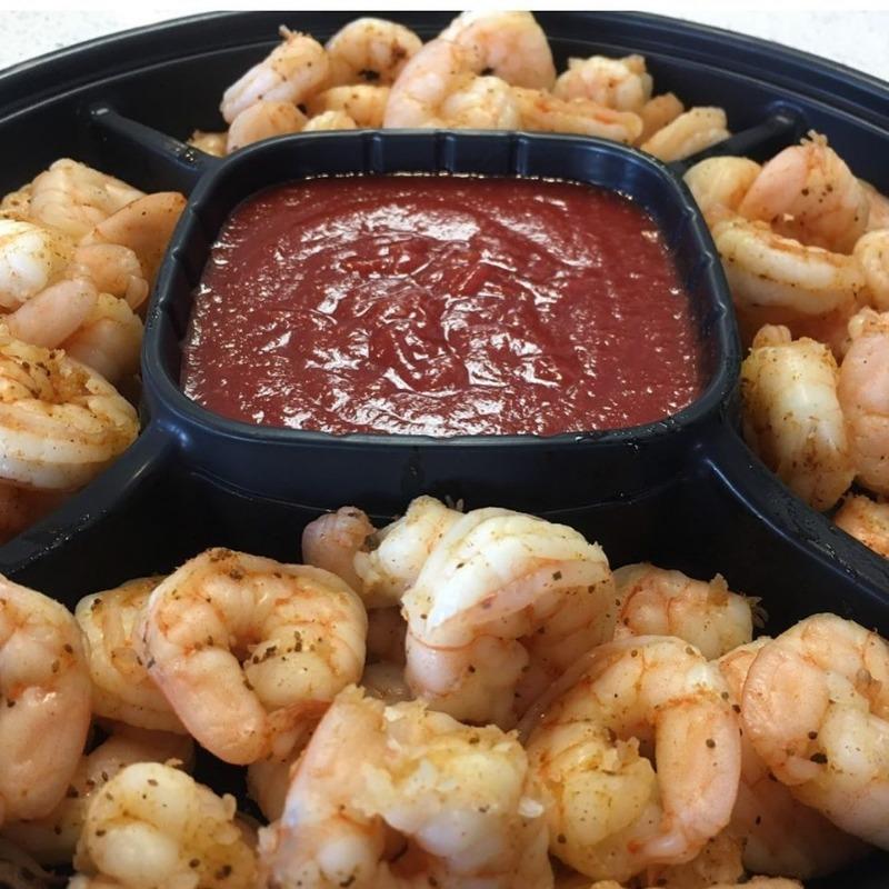 Steamed Shrimp Image