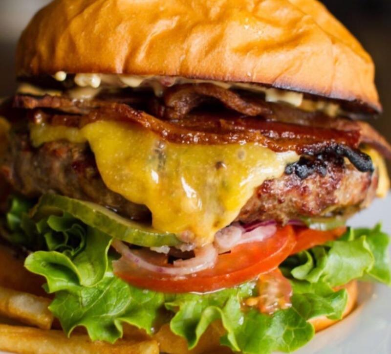 Angus Steak Hamburger Bar Image