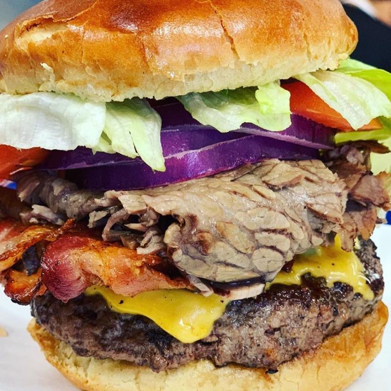 Beef Brother Burger Bar Image