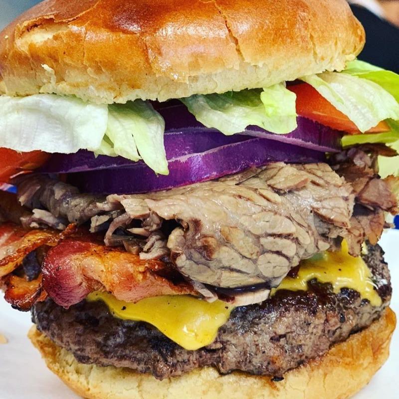 Brisket Burger Image