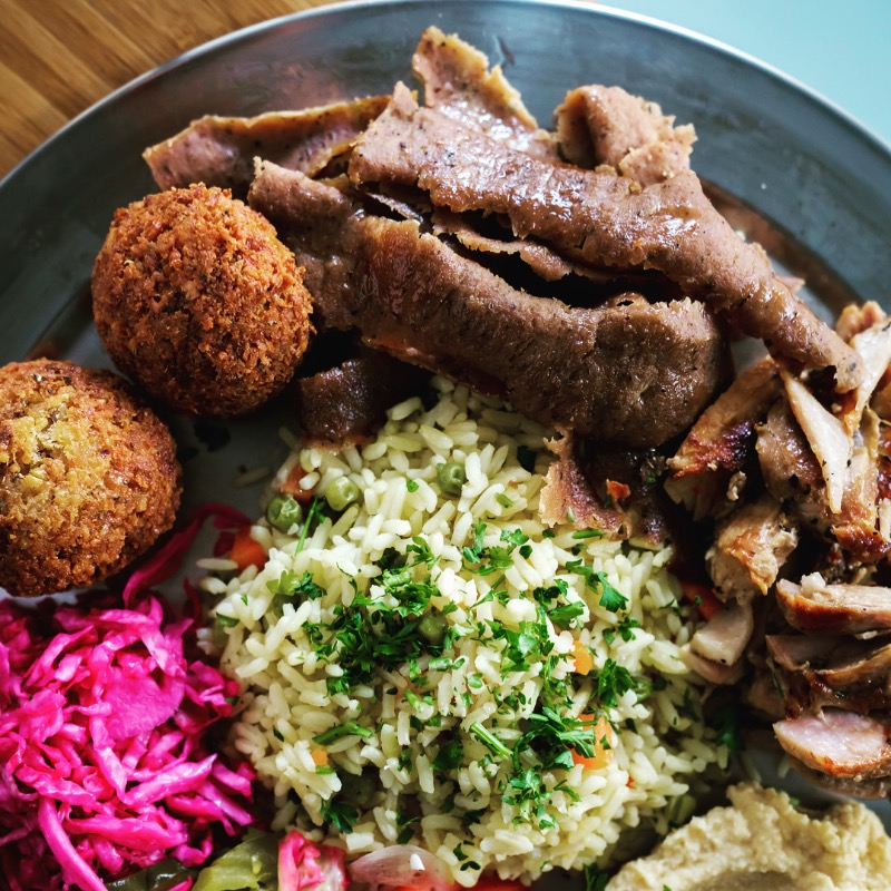 Combo Rice Dinner Kit Image