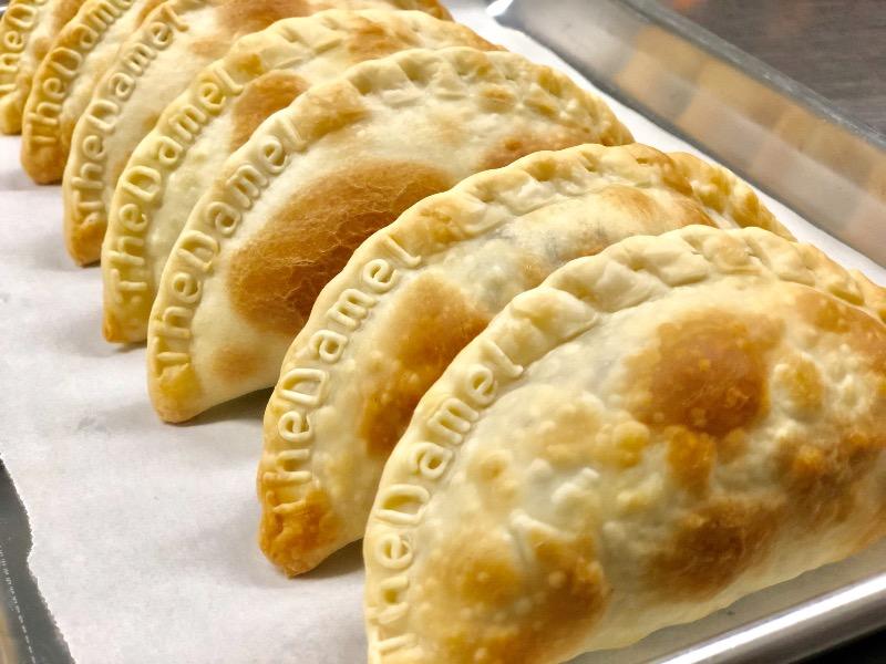 #2. Pollo Picante Empanadas Image