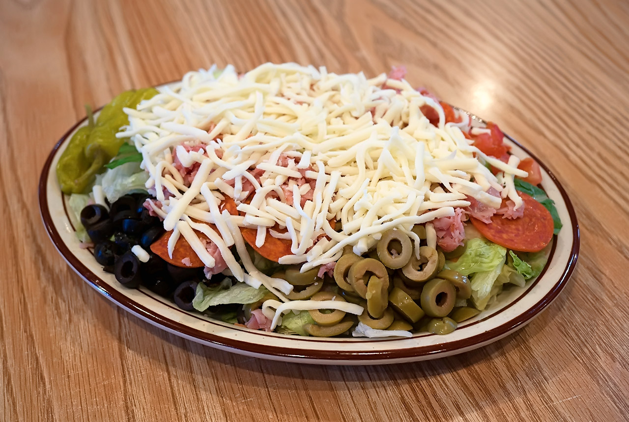 MONDAY - Any Salad for $8.99