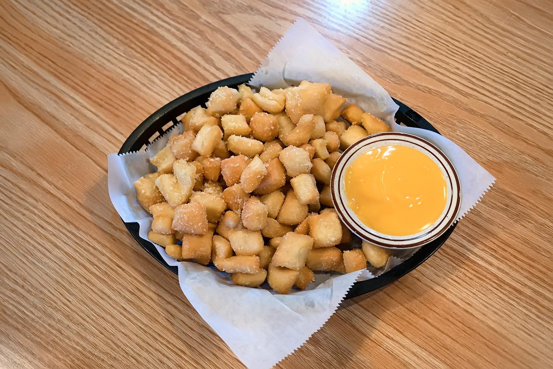 Garlic Puffs Image