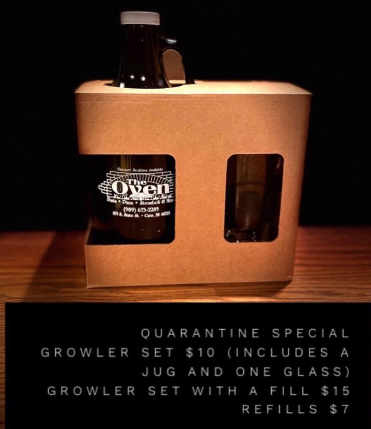Growler Set with Fill Image