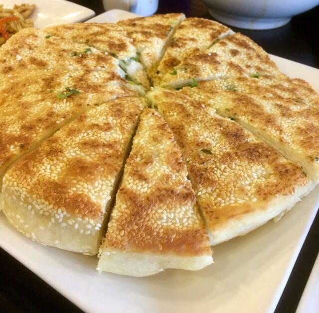 D7. 芝麻大饼 Pan-Fried Sesame Cake Image
