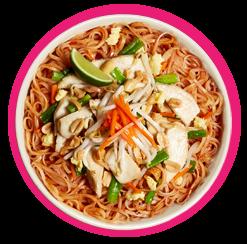 Pad Thai Noodles Image
