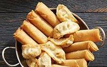 Crispy Chicken Potstickers Image