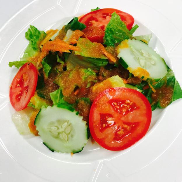 Garden Fresh Salad Image
