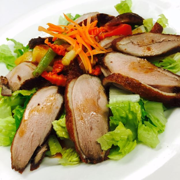 Yum Phed (Roasted Duck Salad) Image