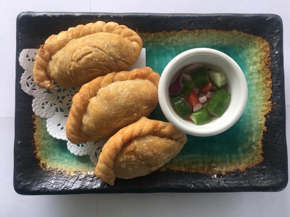 A6. Curry Puff (3 Pcs) Image