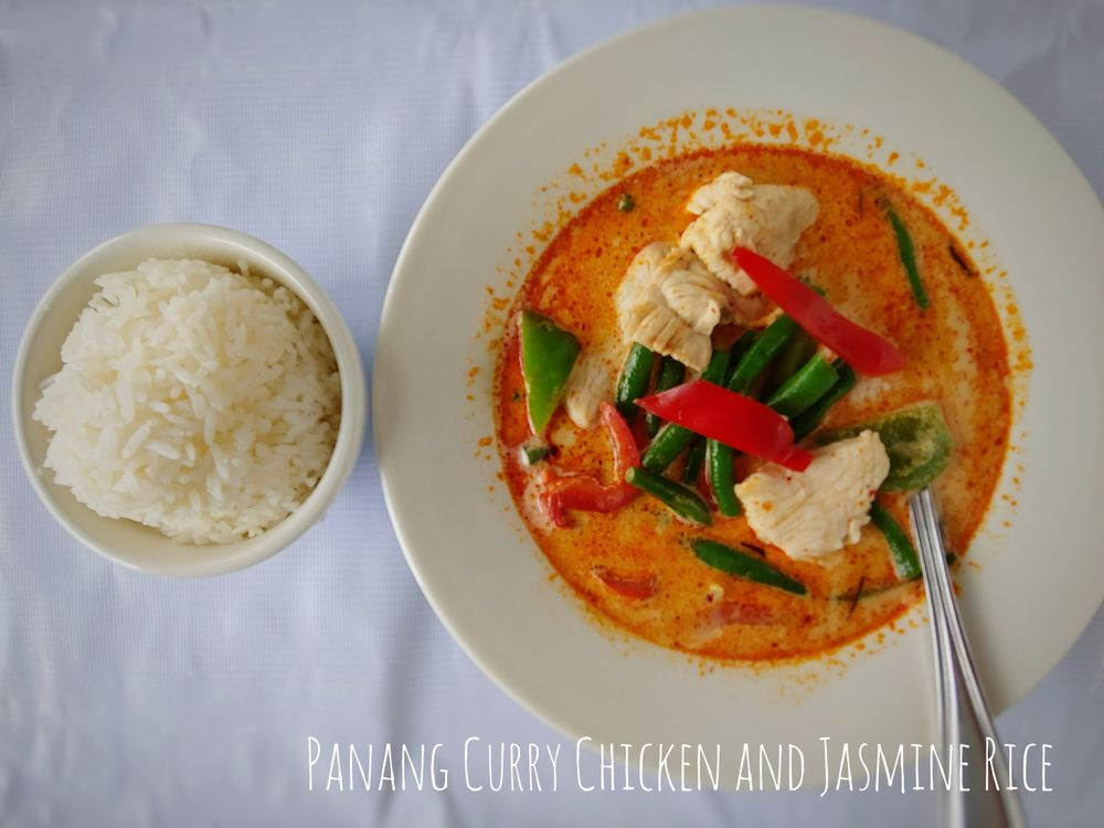 C5. Panang Curry