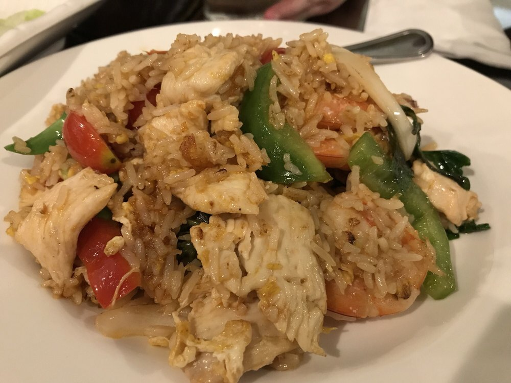 FR3. Tom Yum Fried Rice