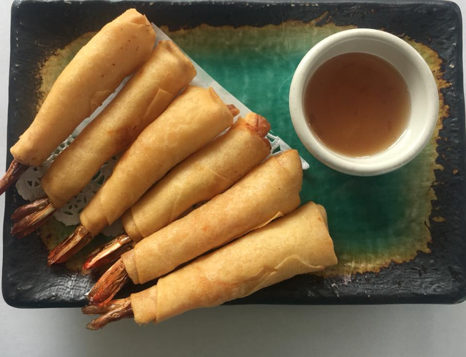 A2. Fried Shrimp Roll (6 Pcs) Image