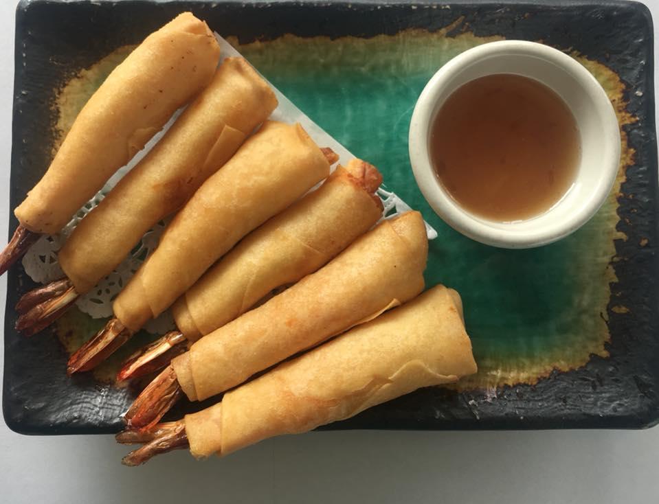 A2. Fried Shrimp Roll (6 Pcs) Image