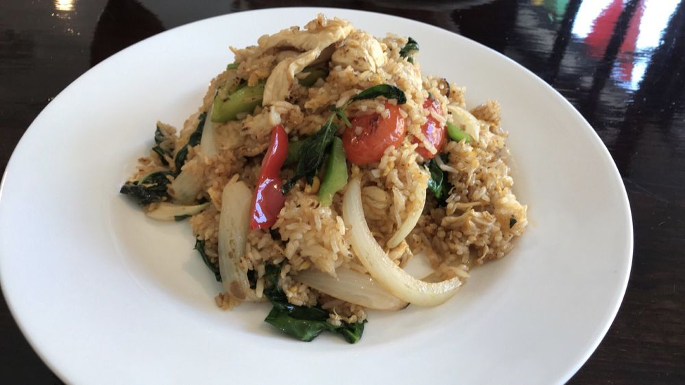 FR4. Basil Fried Rice