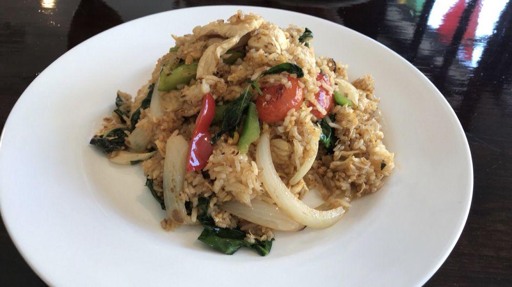 FR4. Basil Fried Rice Image
