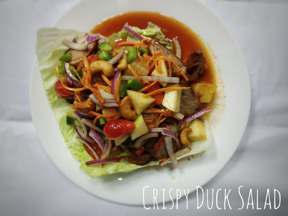 SL4. Crispy Duck Salad Image