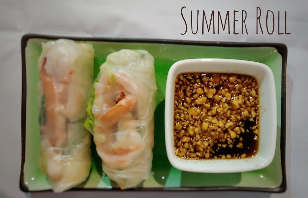 A7. Summer Roll (2 Pcs) Image