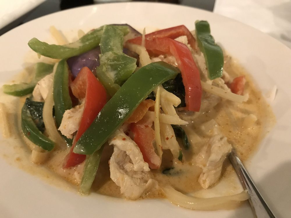 L6. Red Curry Image