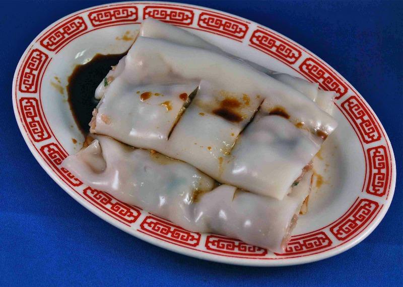 牛腸粉Beef Rice Paste